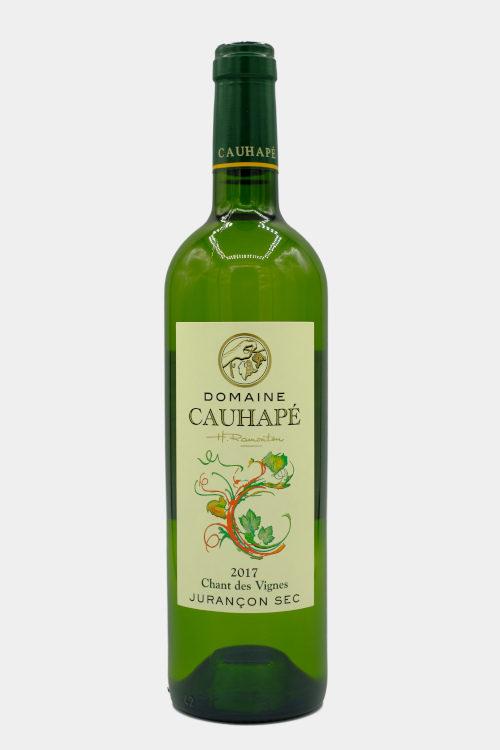 Cauhapé-Jurançon sec-Chants des vignes